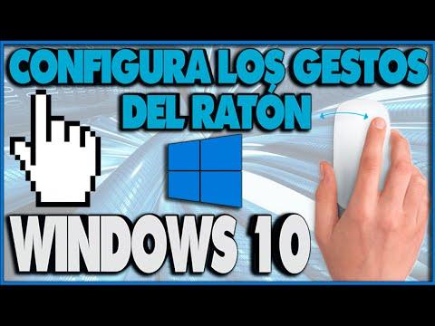 Just Gesture: Configura Los Gestos Del Ratón En Windows 10