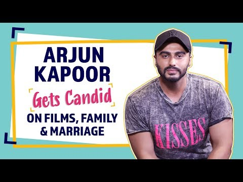 Arjun Kapoor gets EMOTIONAL about films, Janhvi, Khushi, and marriage | India's Most Wanted