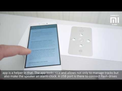 Xiaomi Internet Speaker Review