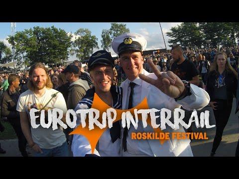 #01 ROSKILDE FESTIVAL DANEMARK - EUROTRIP INTERRAIL