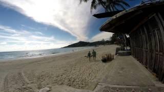 Пляжи Таиланда. Пляж Рин, Ко Панган, Таиланд. Haadrin, Koh Phangan.