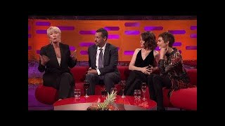 The Graham Norton Show S22E05 Emma Thompson, Adam Sandler, Claire Foy, Cara Delevingne