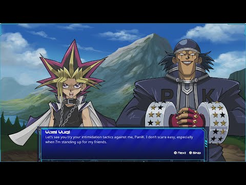 [PS4] Yu-Gi-Oh! Legacy of the Duelist [Duel Monsters] - PaniK Attack