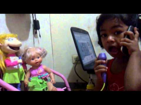 Dancing in McDo, Jollibee, Modeling, Acting,Swedish Hello Kitty Song, Eating by Alicia vale