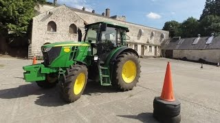 CAFRE Safe Tractor Driving 13 – 15 year olds