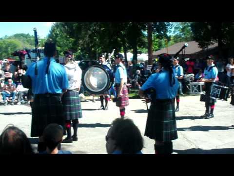 Mantorville Marigold Days 2014 parade