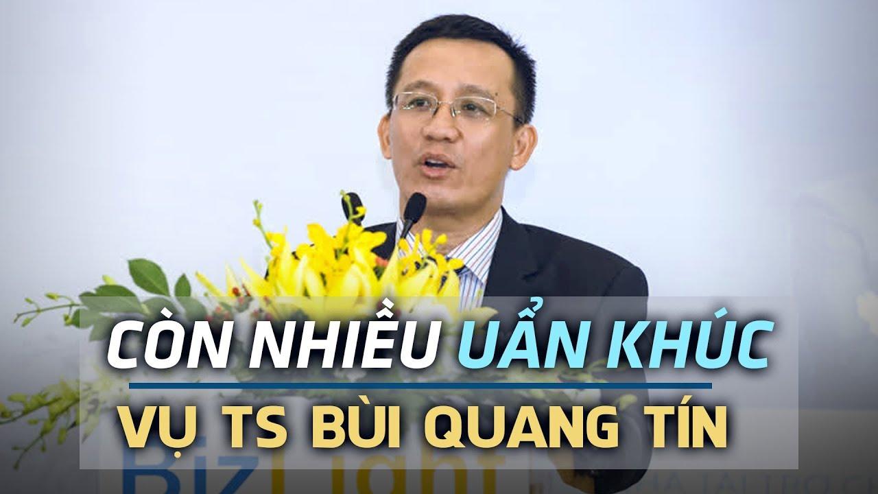 Vợ TS Bùi Quang Tín tiết lộ sự ra đi của chồng có nhiều UẨN KHÚC