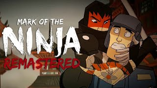 Mark Of The Ninja: Remastered - Official Launch Trailer