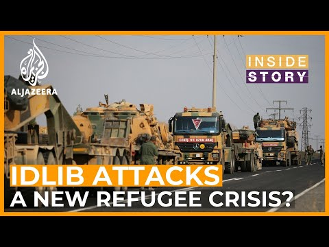 Could Turkey's response to Syrian air strikes trigger a new refugee crisis? | Inside Story
