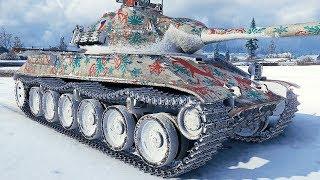 TVP T 50/51 - AN ASSASSIN IN KHARKOV - World of Tanks Gameplay