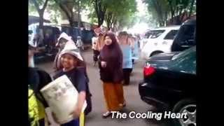 Peringatan Peduli Sampah ❤  Parade Mainan Barang Bekas  ❤ SD Integral Luqman Al Hakim