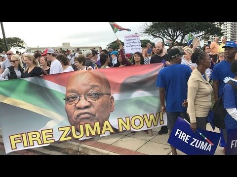 South Africa, a Dream Betrayed