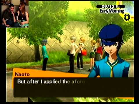 Sense and Sentimentalism: Persona 4 - Episode 29