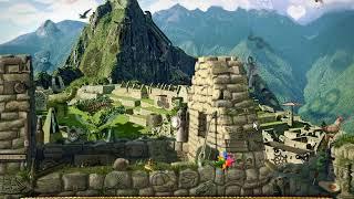Amazing Adventures Around The World -Machu Picchu-
