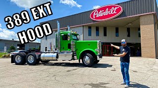 Truck Shopping For a Day Cab, Finally!! Peterbilt 389 with a CUMMINS.