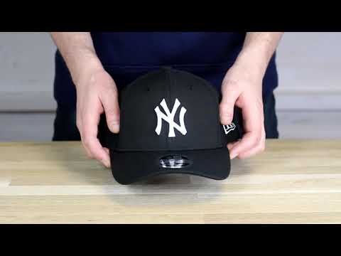 NY Yankees New Era 9Fifty Stretch-Snap KINDER Cap Youth