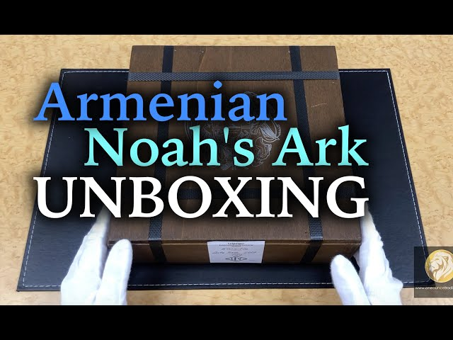 Monster Box Unboxing Series EP 4- Armenian Noah's Ark Silver Coins