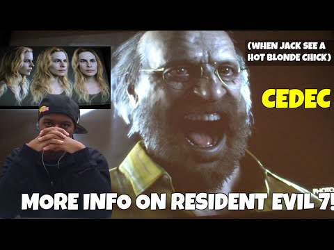 Resident Evil 7- CEDEC Information! Jack Design Process, Infected ENEMIES, MIA and MORE NEWS