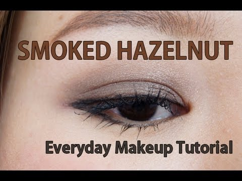 Smoked Hazelnut Everyday Natural Smokey Eye Makeup