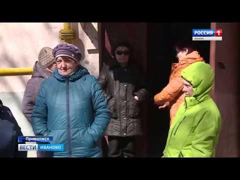 Жители трехэтажки в Приволжске почти неделю живут без света
