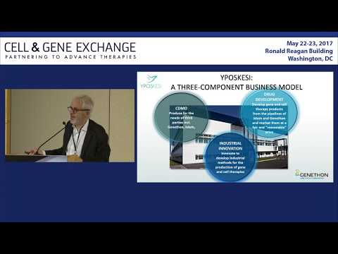 Cell & Gene Exchange, May 2017: Généthon
