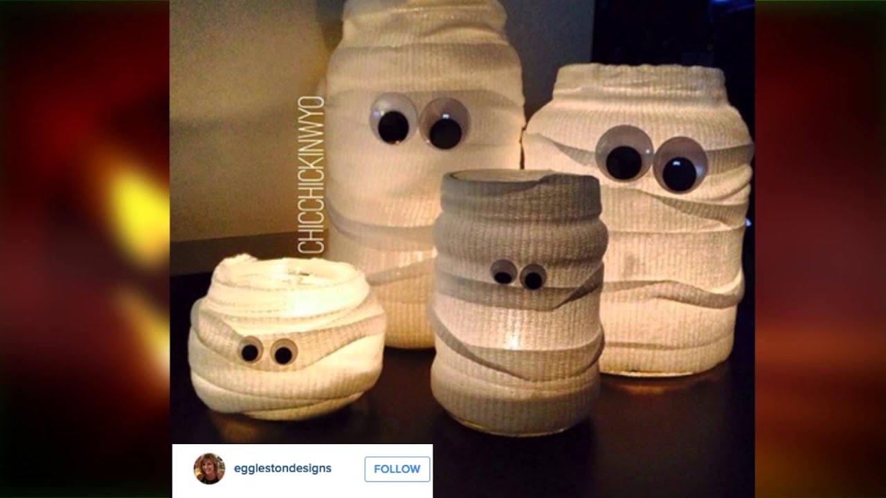 Creative diy craft ideas for fall youtube for Diy creative crafts