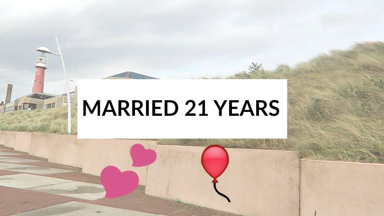 21 jaar getrouwd OUDERS 21 JAAR GETROUWD! 💍💕 MELODY CELINE VLOG #92   YouTube 21 jaar getrouwd