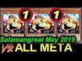 【YGOPRO】SALAMANGREAT VS ALL META - NEW BANLIST MAY 2019