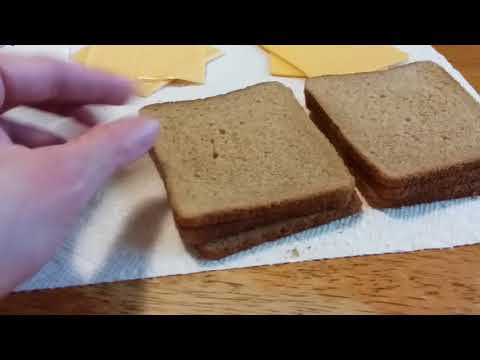 Grilled Cheese Nation sandwich toaster part 1