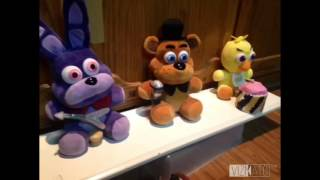 FNAF plush episode 4 when terrors attack