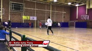 Baixar Safar Iuliu Tony (Dunakeszi Kinizsi Futsal) - best off 2012/2013