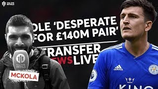 Calm Before The Storm Or Another Failure? | Man Utd Transfer News