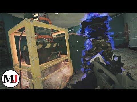 200 IQ Alibi Decoy Thrown Outside - Rainbow Six Siege