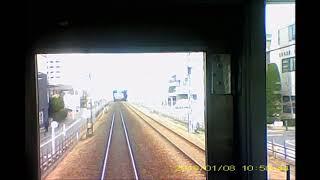 小田急江ノ島線20180108 前方車窓 藤沢→相模大野