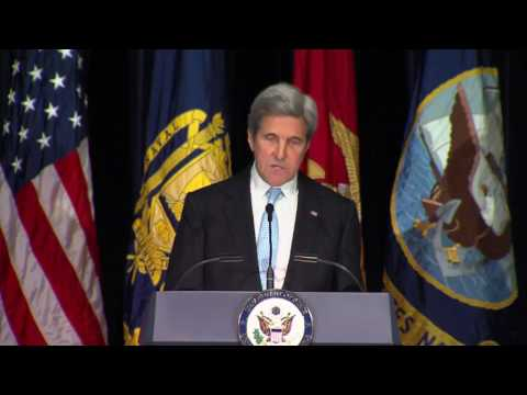 Secretary Kerry Delivers Remarks at the U.S. Naval Academy