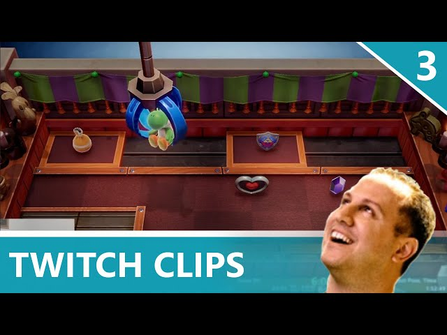 Samura1man's Twitch Clip Compilation #3