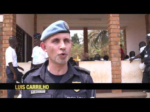 Community Police Training-Central Africa Republic (MINUSCA)