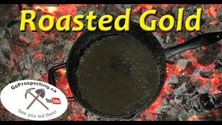 Roasting Gold Concentrates