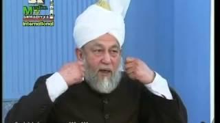Darsul Quran 04 Février 1995 - Surah Aale Imraan versets (180-183)