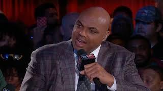 HALFTIME RPInside the NBA  Charles  Shaq ARGUMENTATIVE Thunder vs Pelicans 63-66Westbrook 22-pt