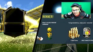 FIFA 17 Winning a Tradeable Ones to Watch Player! FIFA 17 NEW TOURNAMENT ITEM UNLOCKED!