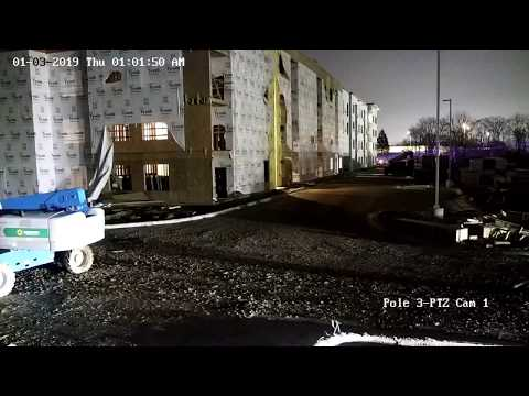 Night Hawk Monitoring - Construction Site Security 1/3/19