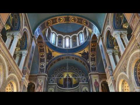 Metropolitan Cathedral of the Annunciation Athens