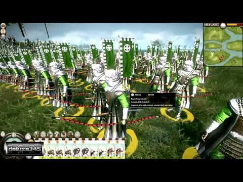 Total War: Shogun 2 Gameplay (PC HD)