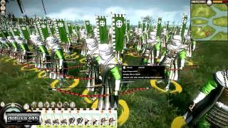 Total War: Shogun 2 Gameplay (PC HD)