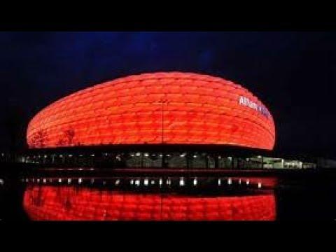 Inside Allianz  arena
