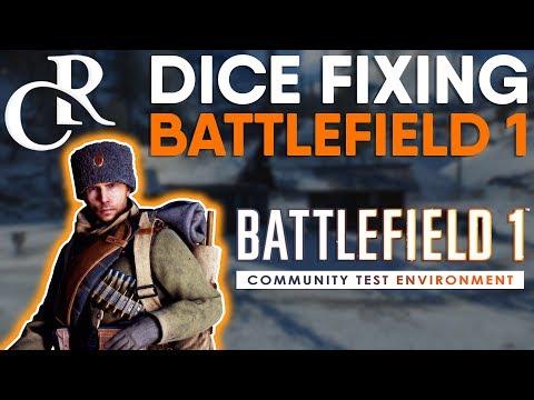 DICE IS FIXING BATTLEFIELD 1! Quality of Life Improvements - Battlefield 1 Apocalypse DLC thumbnail