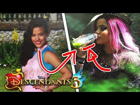 THE REAL REASON AUDREY TURNED EVIL IN DESCENDANTS 3! *scary
