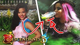 THE REAL REASON AUDREY TURNED EVIL IN DESCENDANTS 3! *scary*