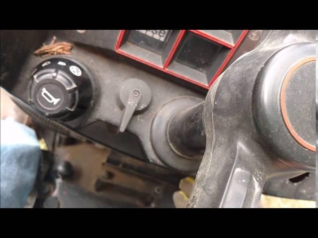 Ji Case 1194 Farm Tractor | Ji Case Farm Tractors: Ji Case